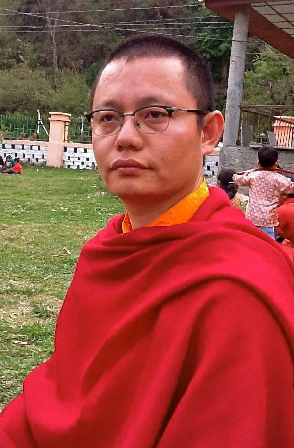RinpocheInCompound