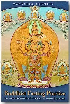 Buddhist Fasting Practice book for Nyungne retreat
