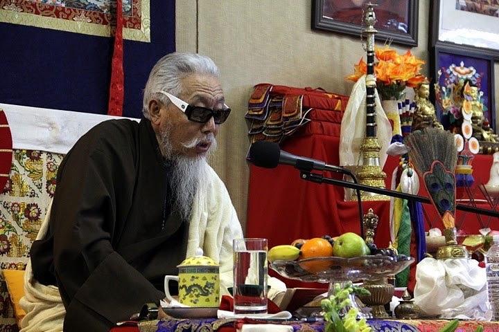 Bhakha Tulku Rinpoche