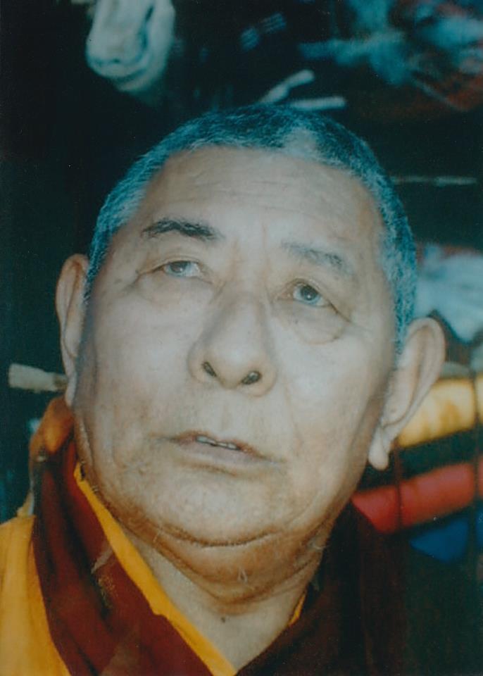 Dzogchen Mewa Khenchen Thubten